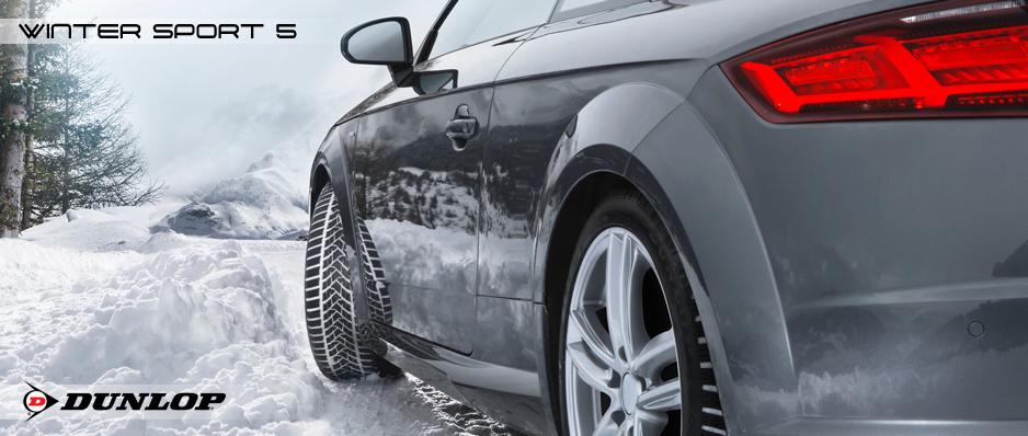 Anvelope iarna Dunlop