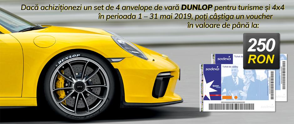 Promotie Dunlop vara 2019