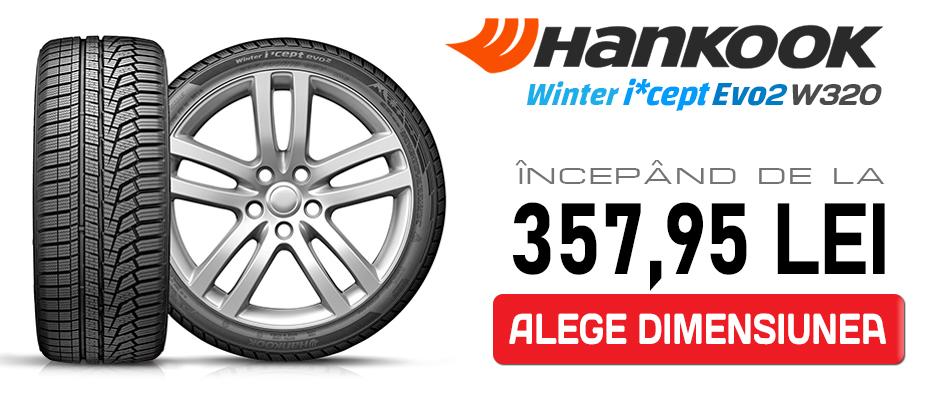 ANVELOPE HANKOOK WINTER ICEPT EVO2 W320