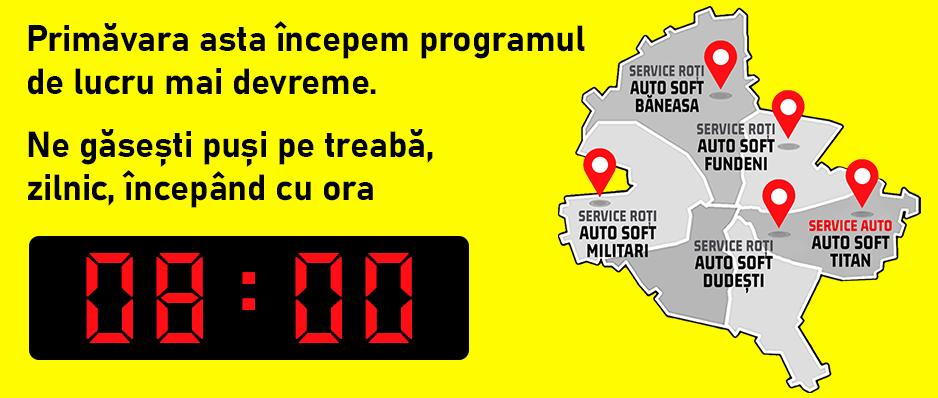 Program service AUTO SOFT
