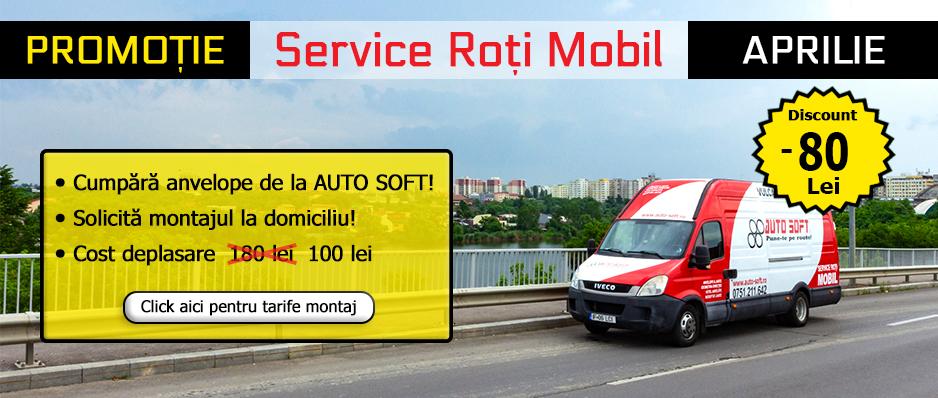 Promotie Service Mobil Auto Soft