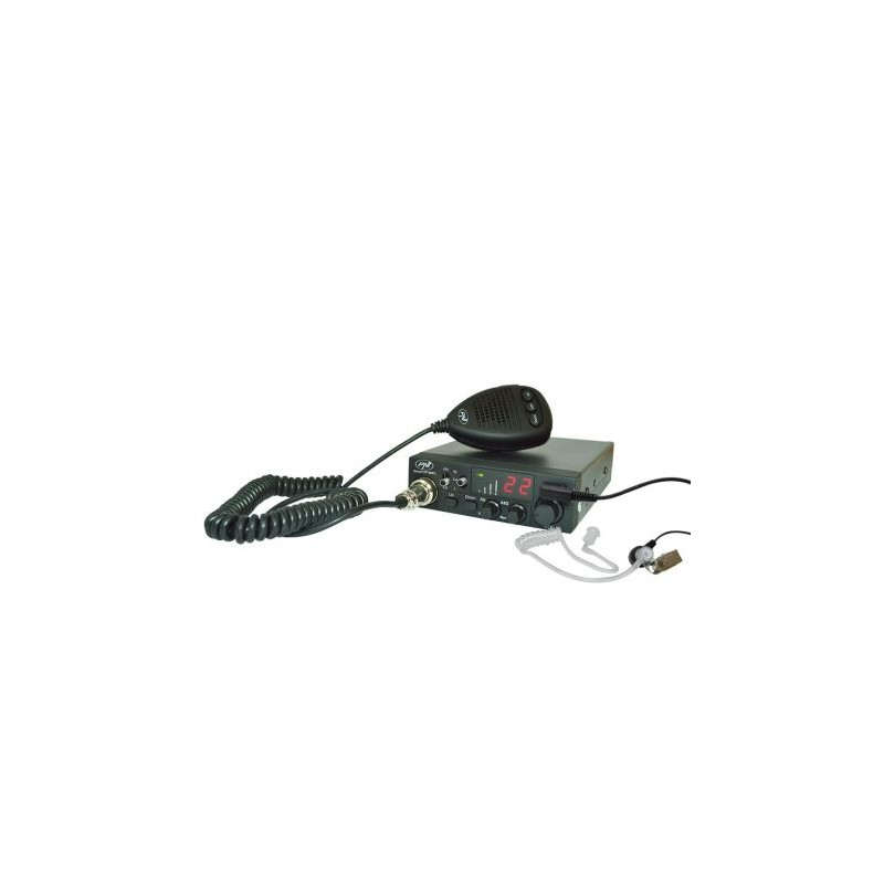 Statie radio CB PNI Escort HP 8001L ASQ cu casti si microfon