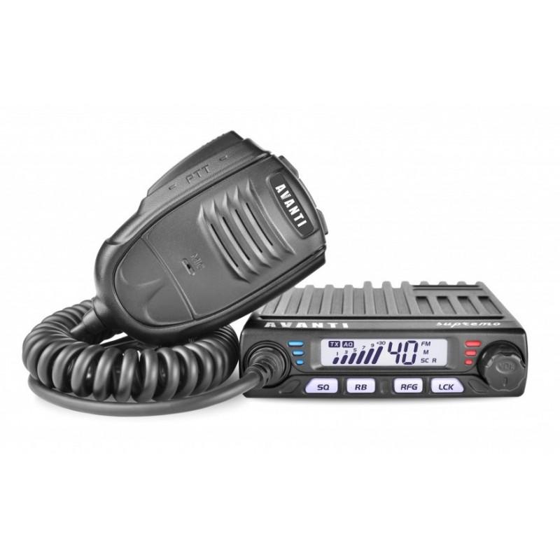 Avanti Supremo statie radio CB