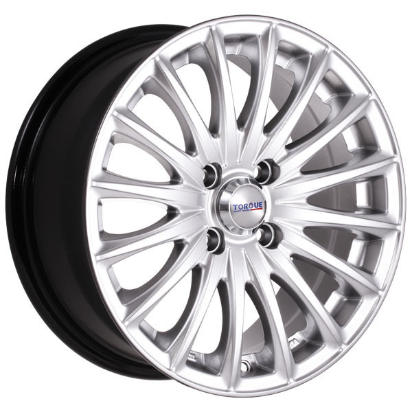 Janta aliaj 15 Inchi Torque Wheels Spoke 393 4x100 ET 35 Latime 6,5 inchi
