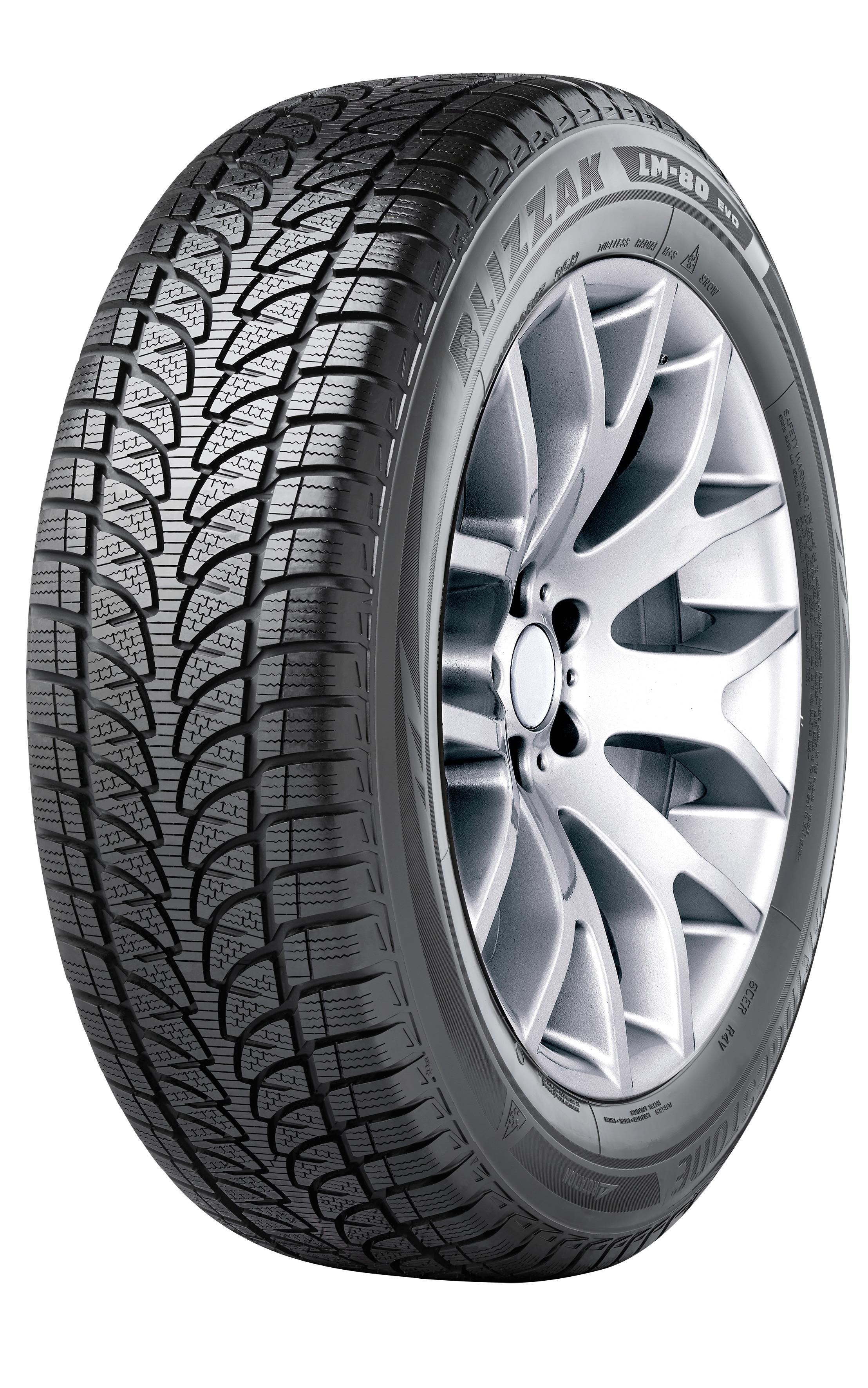 Anvelopa Iarna 245/70R16 107T Bridgestone Blizzak Lm 80 Evo