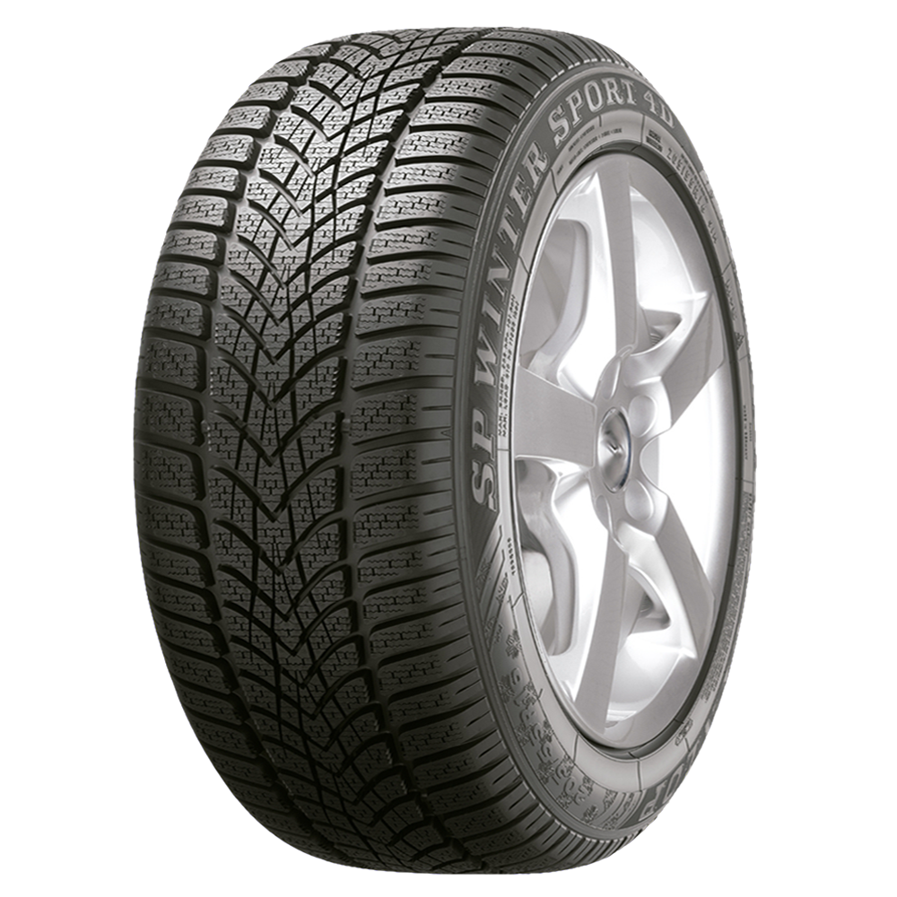 Anvelopa Iarna 235/55R19 101V Dunlop Winter Sport 4d Ms No Mfs