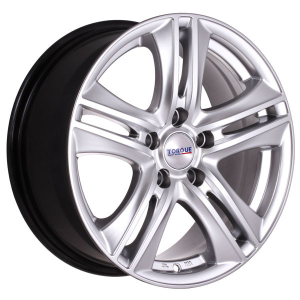 Janta aliaj 15 Inchi Torque Wheels Ice 392 5x112 ET 38 Latime 6,5 inchi