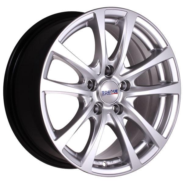 Janta aliaj 16 Inchi Torque Wheels Spirit 6207 5x114 ET 40 Latime 7 inchi