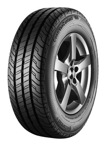 Anvelopa Vara 225/75R16 121/120R Continental Van Contact 100