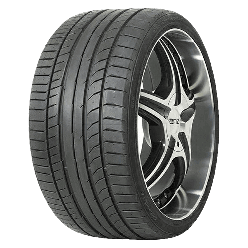 Anvelopa Vara 225/40R18 92W Continental Sport Contact 5 Mo Xl-Runflat