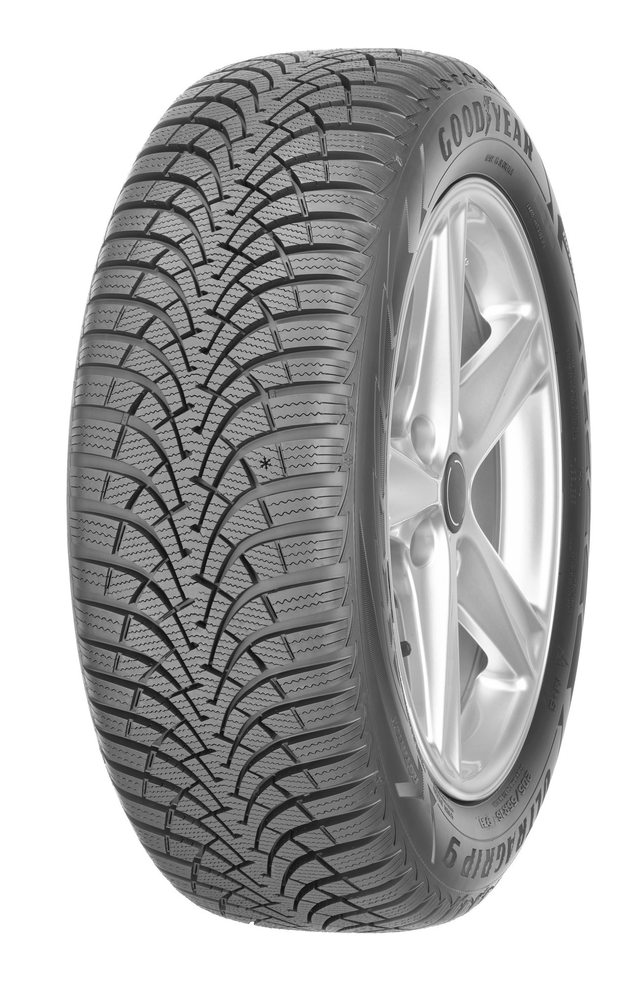 Anvelopa Iarna 195/55R16 87H Goodyear Ultragrip 9 Ms