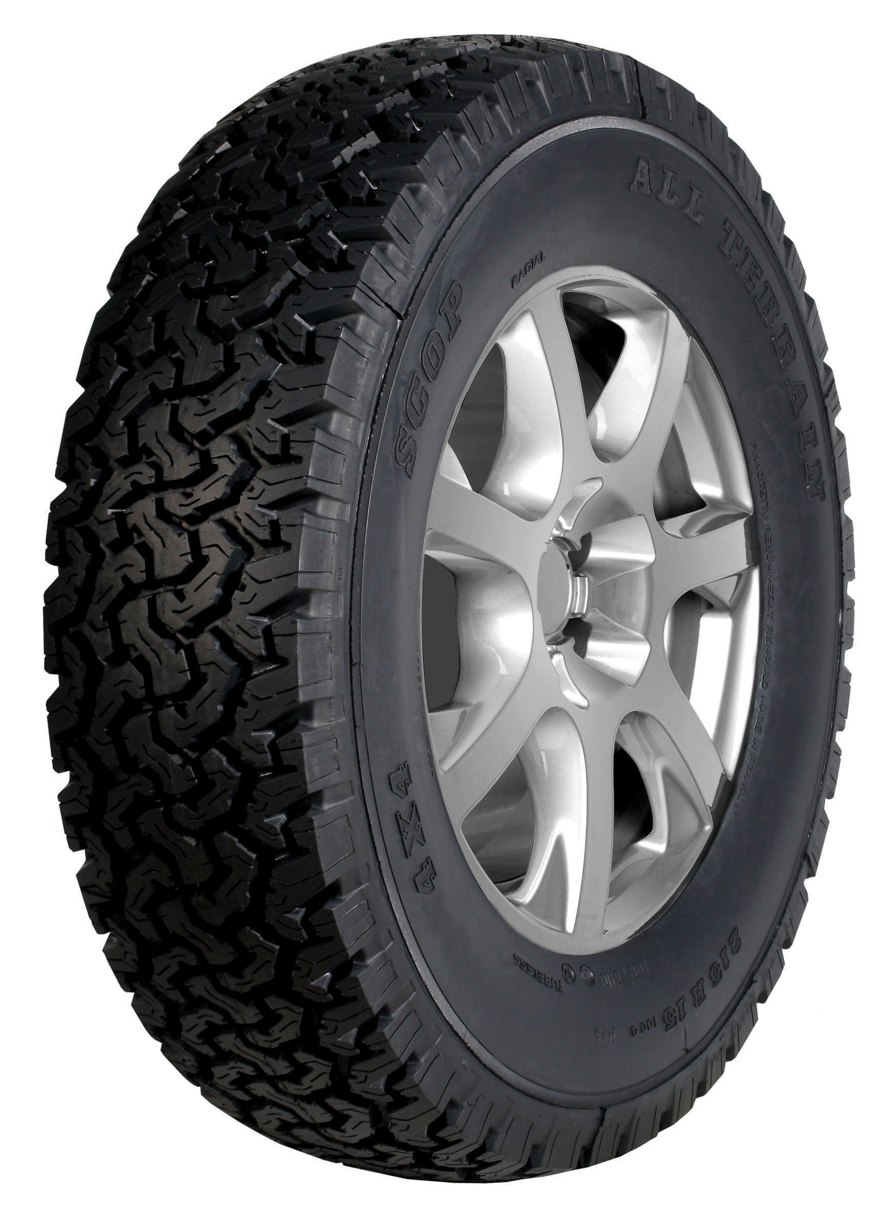 Anvelopa All Season 205/80R16 104S Scop All Terrain Reconstruite