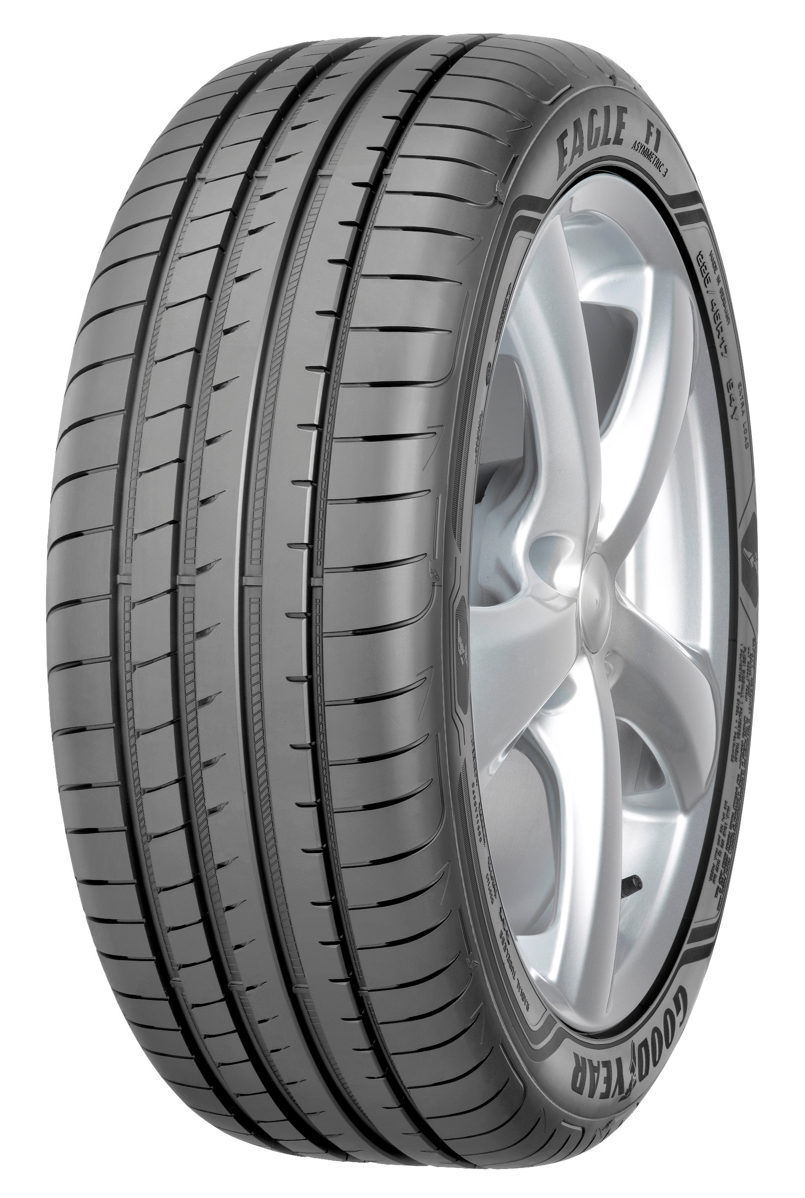 Anvelopa Vara 225/55R17 101W Goodyear Eagle F1 Asymmetric 3 Xl