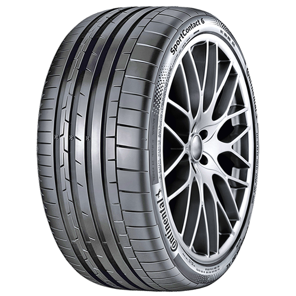 Anvelopa Vara 275/35R20 102Y Continental Sport Contact 6 Xl