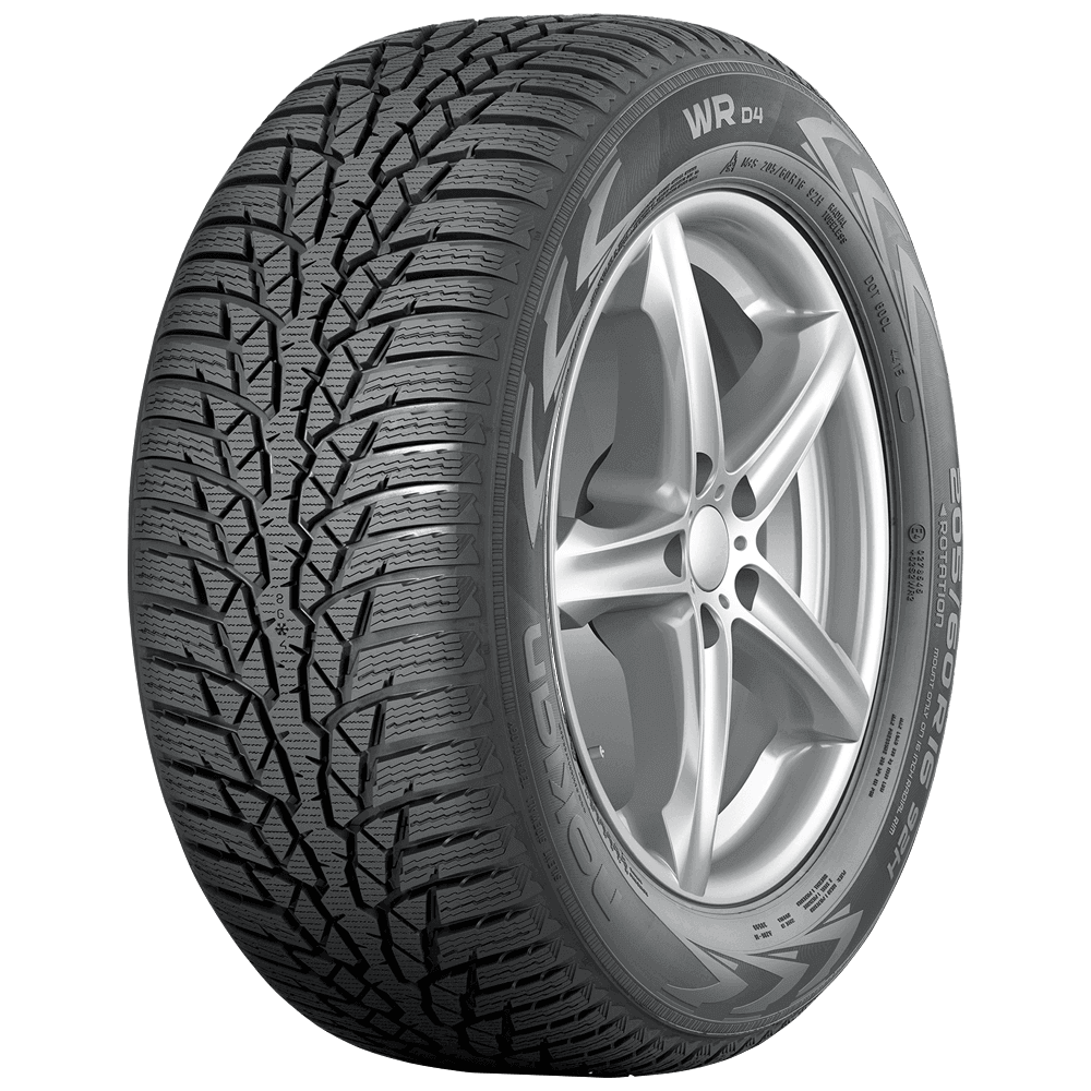 Anvelopa Iarna 155/65R14 75T Nokian Wr D4