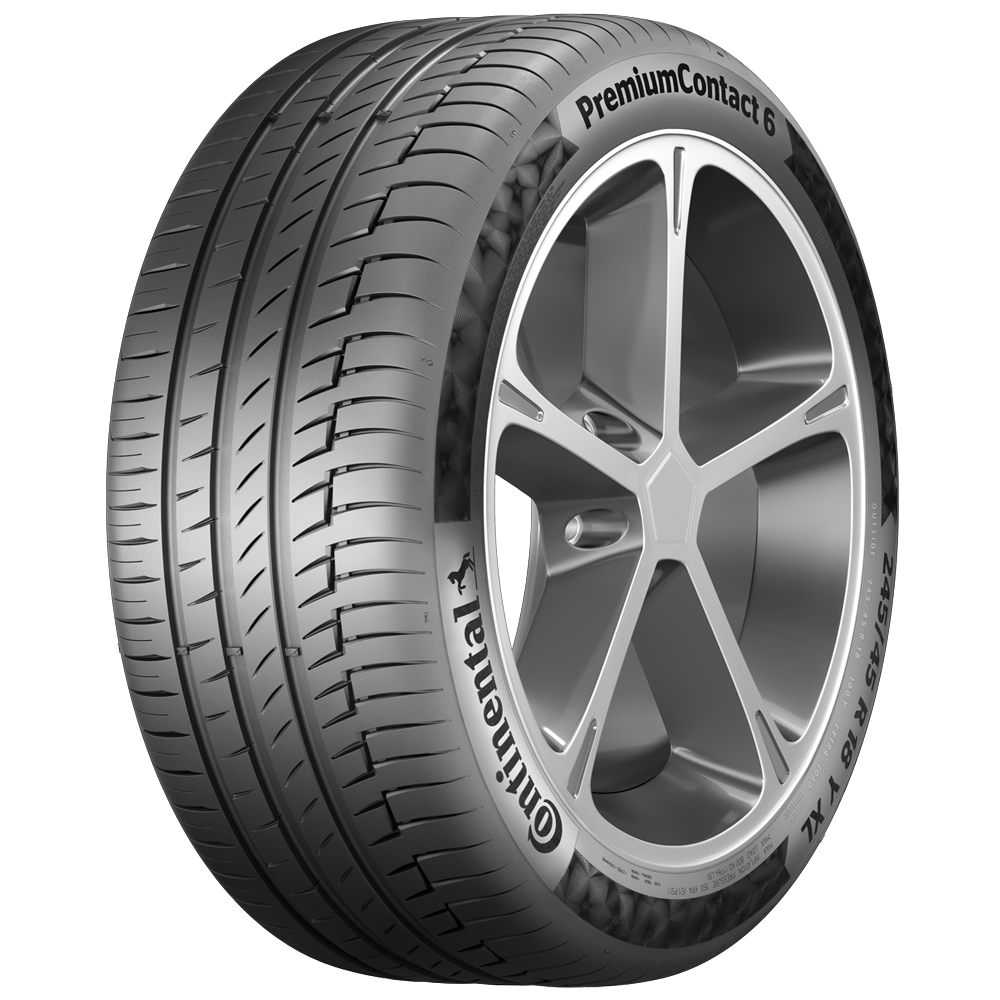 Anvelopa Vara 225/45R17 91V Continental Premium Contact 6
