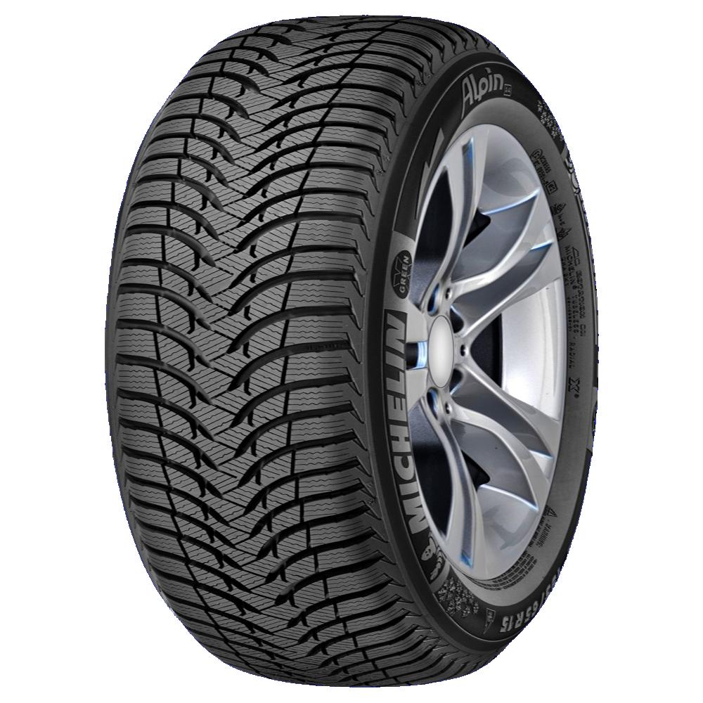 Anvelopa Iarna 225/50R17 94H Michelin Alpin A4 Zp Grnx-Runflat