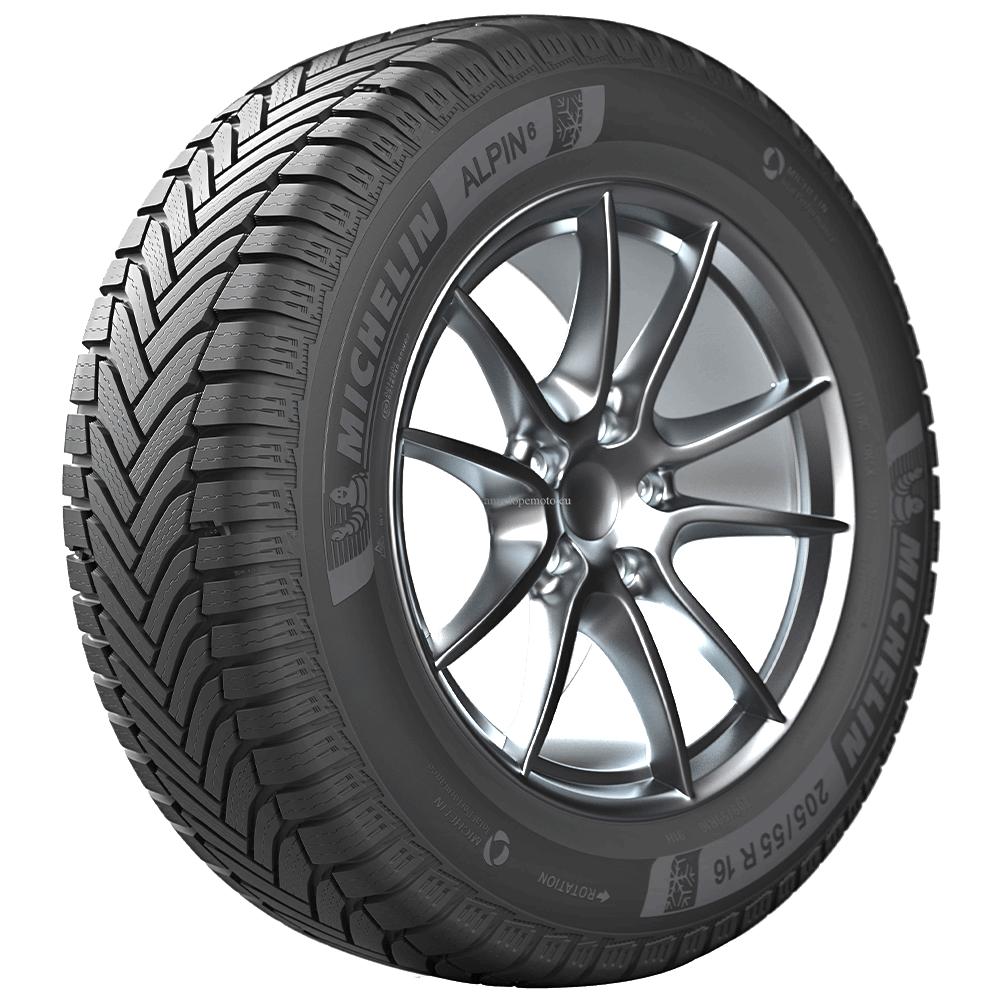 Anvelopa Iarna 195/55R16 87H Michelin Alpin 6