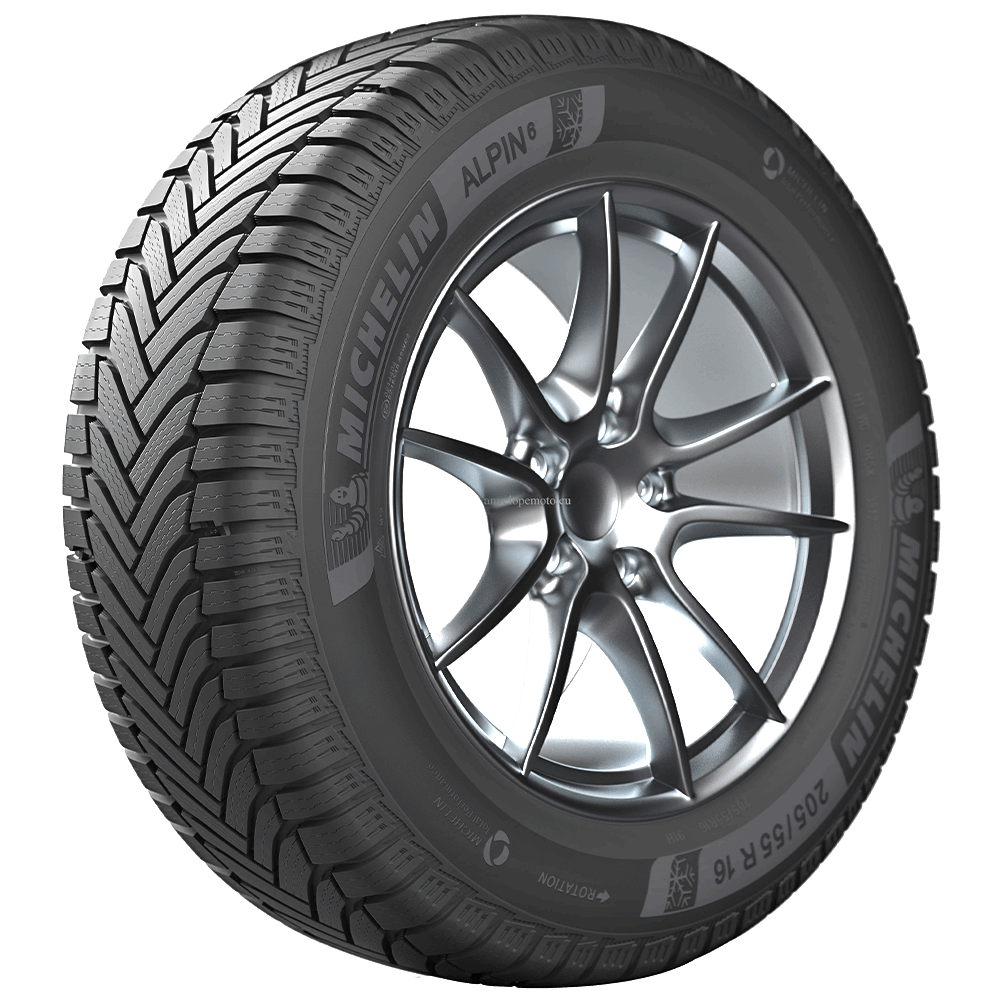 Anvelopa Iarna 205/50R17 93V Michelin Alpin 6 Xl