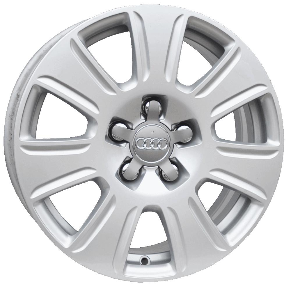 Janta aliaj 16 Inchi Oe Audi Silver 5x112 ET 33 Latime 6,5 inchi