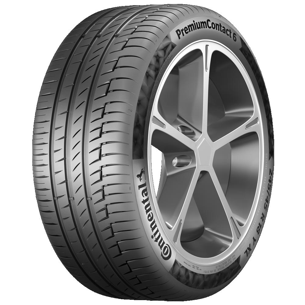 Anvelopa Vara 225/55R17 97Y Continental Premium Contact 6 Ssr-Runflat
