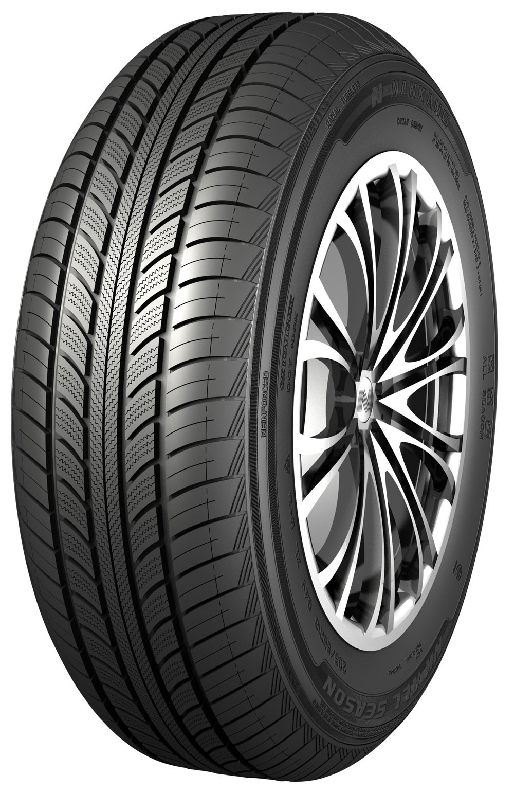 Anvelopa All Season 205/55R16 94V Nankang N607+ Xl