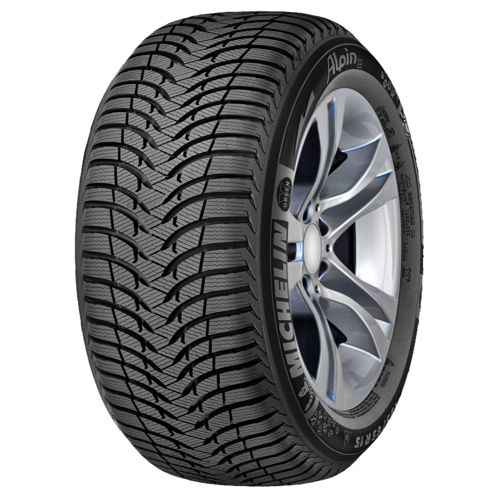 Anvelopa Iarna 195/55R15 85T Michelin Alpin A4