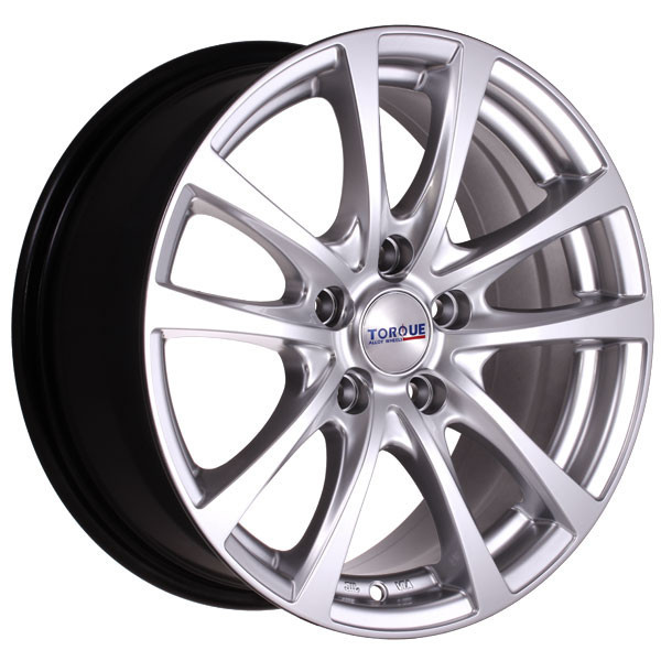 Janta aliaj 16 Inchi Torque Wheels Spirit 6207 5x100 ET 38 Latime 7 inchi
