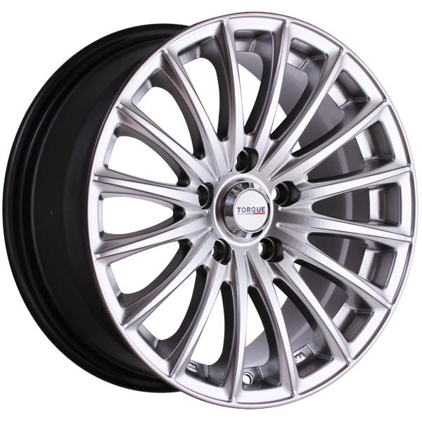 Janta aliaj 16 Inchi Torque Wheels Spoke 393 5x114 ET 40 Latime 7 inchi