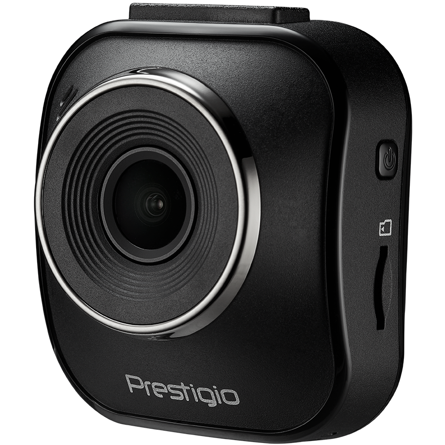 Camera video auto, PRESTIGIO RoadRunner 523, Full HD, 4 MP, Negru, PCDVRR523