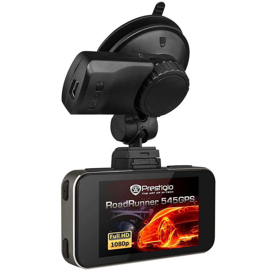 Camera video auto, PRESTIGIO RoadRunner 545GPS, PCDVRR545GPS
