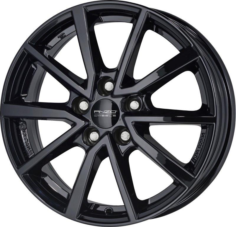 ANZIO VEC 16, 6, 5, 112, 43, 57.1, Gloss black,