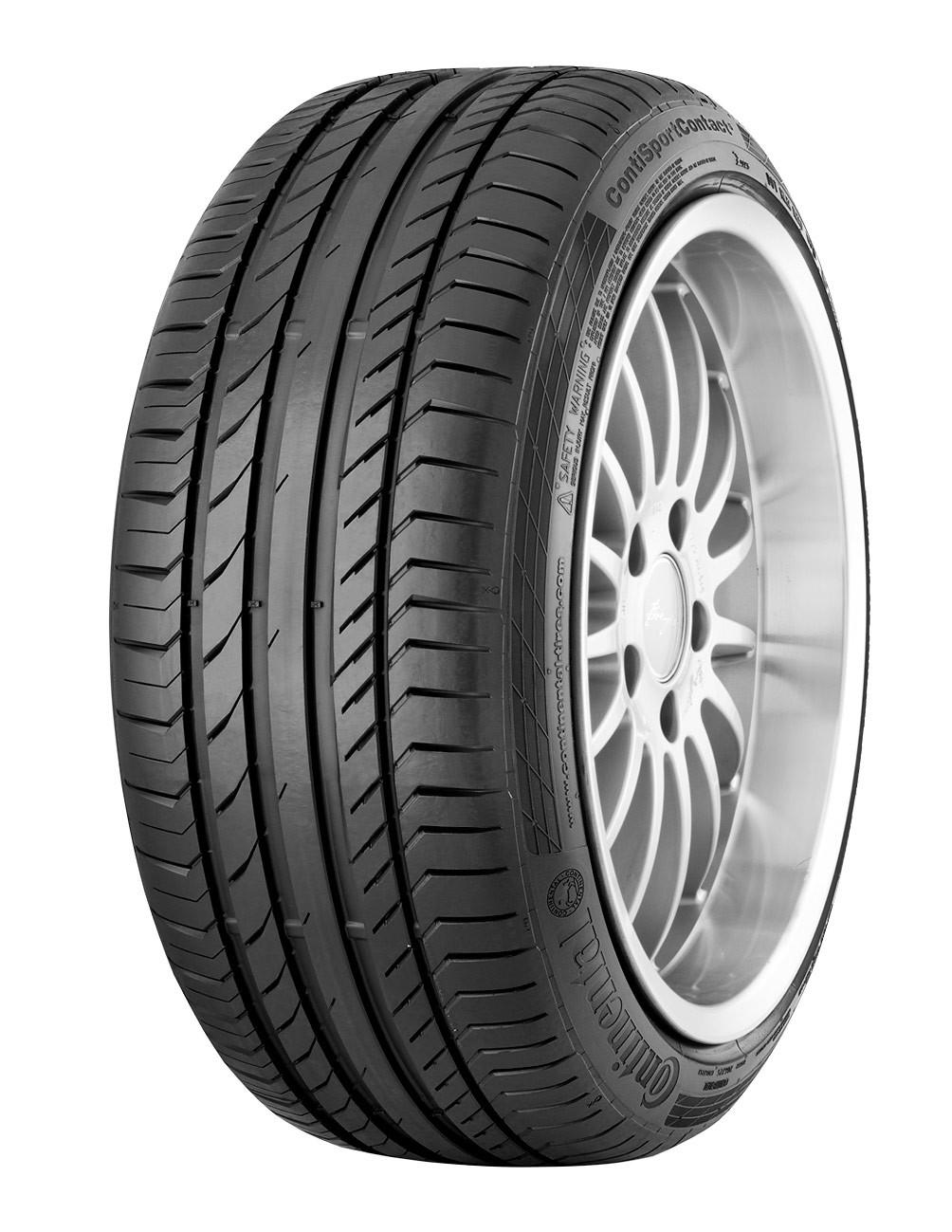 Anvelopa Vara 225/50R17 94w CONTINENTAL Sport Contact 5 Run Flat-XL