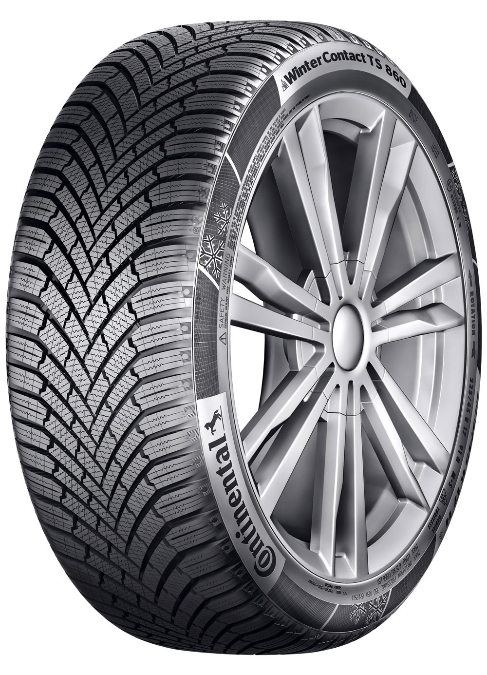 Anvelopa Iarna 195/65R15 91t CONTINENTAL Winter Contact Ts860