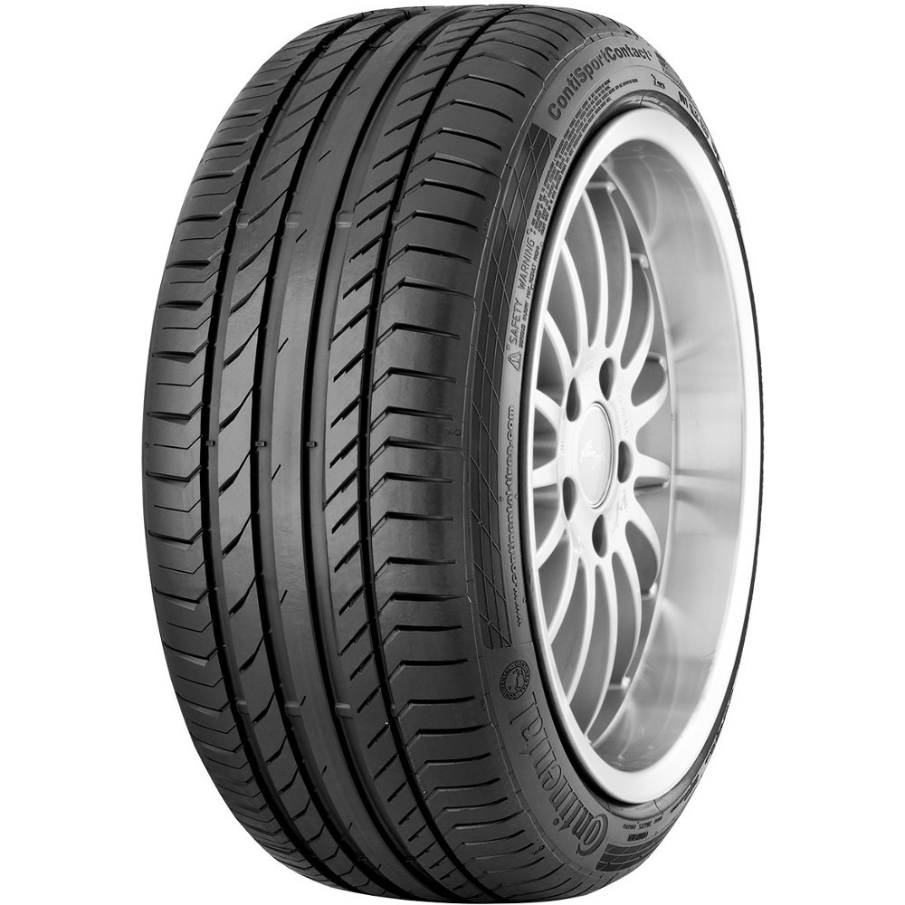 Anvelopa Vara 255/50R19 107w CONTINENTAL Sport Contact 5 Suv Run Flat-XL