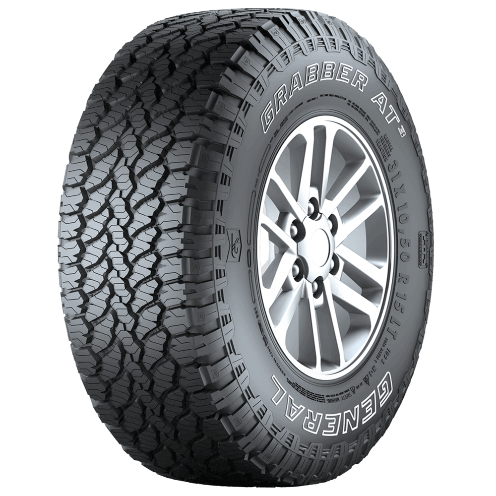 Anvelopa Vara 255/65R16 109h General Grabber At3