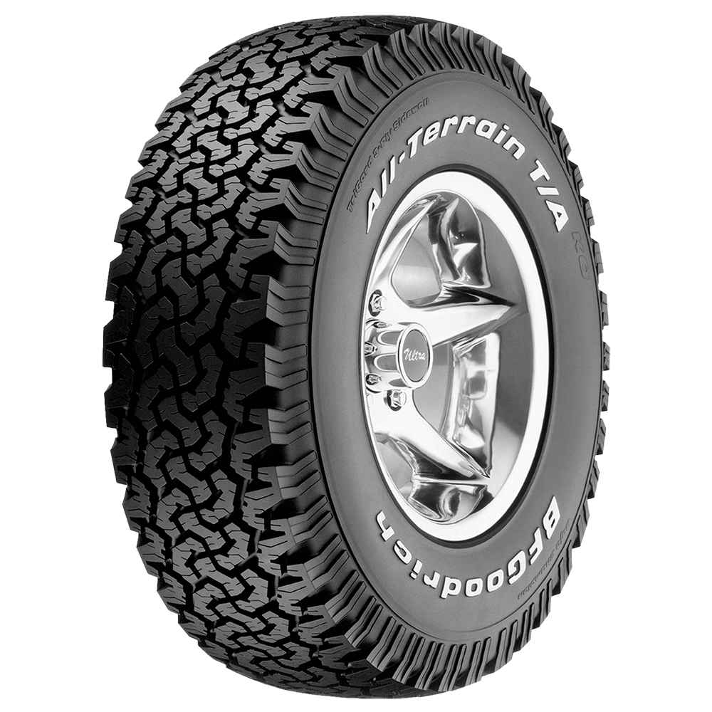 Anvelopa Vara 255/70R18 117s Bf Goodrich At Ta Ko2 Lrd  Rbl