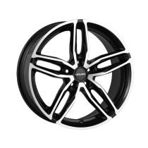 Carmani 13 Twinmax 18, 8, 5, 112, 35, 66.6, black polish,