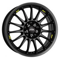 ATS Streetrallye 17, 7, 5, 112, 45, 57.1, racing-black,
