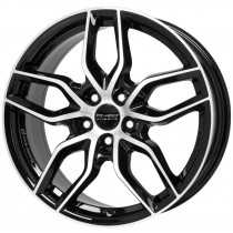 ANZIO Spark 16, 6.5, 5, 112, 46, 57.1, Black Diamond,