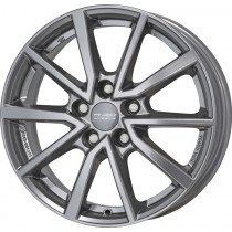 ANZIO VEC 16, 6.5, 5, 114.3, 45, 70.1, Metal grey,