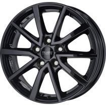 ANZIO VEC 17, 7, 5, 114.3, 45, 70.1, Gloss black,