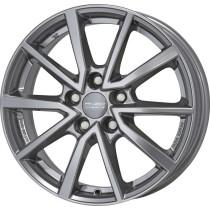 ANZIO VEC 17, 7, 5, 114.3, 45, 70.1, Metal grey,
