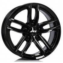 ATS Antares 17, 7, 5, 112, 40, 57.1, diamond-black,