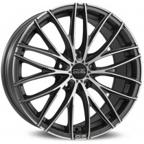 8x18 ITALIA150 MATT DARK GRAPH. 5X108  ET48