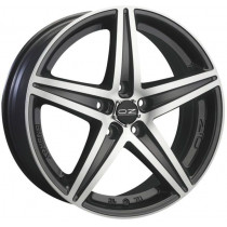 8x17 ENERGY MATT BLACK DC 5x108 ET38