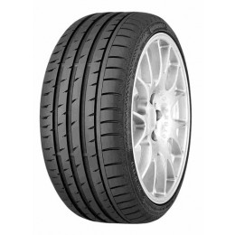 Anvelopa Vara 245/50R18 100y CONTINENTAL Sport Contact 3 Run Flat