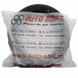 Saci pentru anvelope AUTO SOFT (Set 4 bucati)