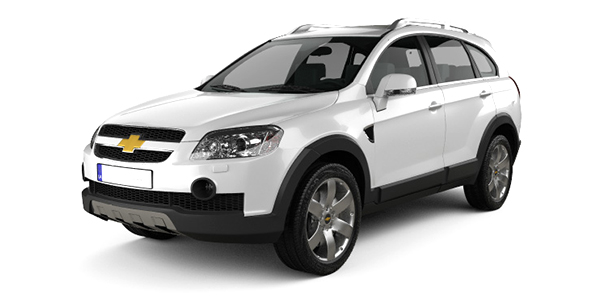 Anvelope CHEVROLET CAPTIVA